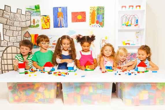 Konya anaokulu ve çocuk bakımevi